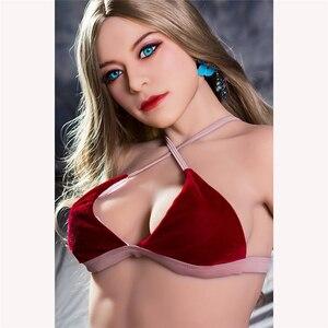 Image 4 - Poupée sexuelle 160cm #36, robot sexy femme complet TPE avec squelette en métal, jouets sexuels, haute qualité
