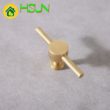 Brass Handle Chinese Style Wardrobe New Doorknob Hand Drawer Cupboard Door Northern Europe Cabinet