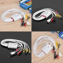 For Apple Power Boot Cord Flexible Cable Mobile Phone 11PROMAX XR Repair XSMAX XS 4G-8GX S7N1