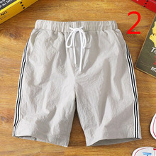 Shorts, five pants, trend, handsome loose pants, thin breech