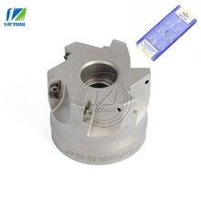 BAP300R BAP400R ramię frez głowica frezowanie CNC do cięcia, narzędzia do frezowania, płytka węglikowa APMT1135 APMT1604
