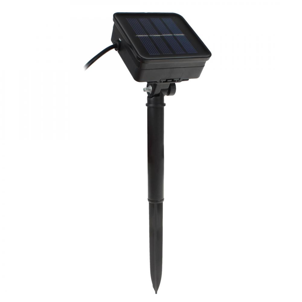À prova dwaterproof água solar powered led