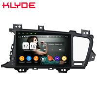 Klyde 9 IPS 4G WIFI Android 9 Octa Core 4GB RAM 64GB ROM DSP BT Car DVD Multimedia Player Stereo For Kia K5 Optima 2011 2015