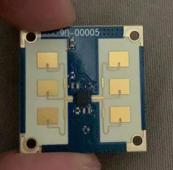 24GHz Microwave Module Radar Module Radar Antenna Sensor Doppler Velocity Measurement Fog Region Induced DM-19