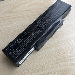 Image 2 - Batterie dordinateur portable pour Asus x73s, A72, A72D, A72DR, A72J, K72, K72D, K72F, K72J, K72JA A32 K72, K72S, N71, N73, X77