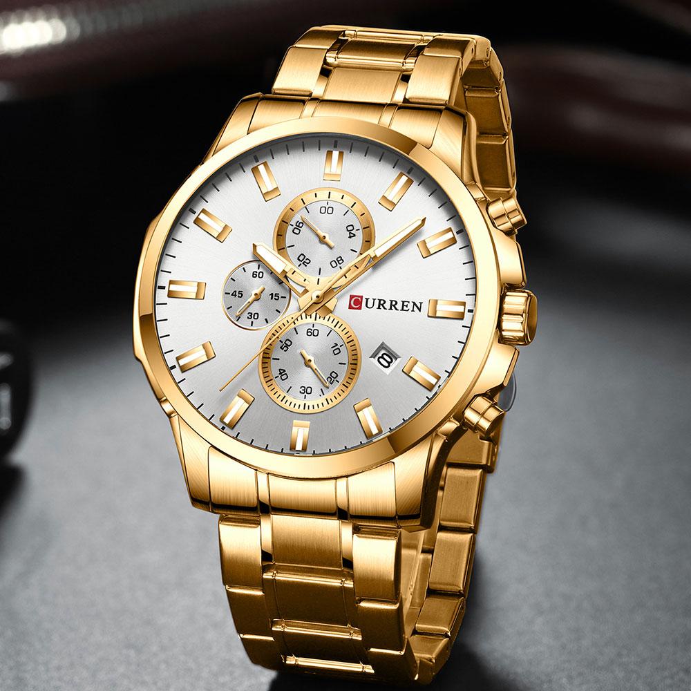 curren 8348 Watch Men