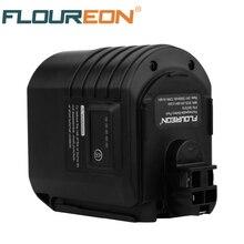Floureon 24 в 3000 мАч Ni-MH аккумулятор для BOSCH 24 в Ni MH 3.0Ah GBH 24VFR GBH 24VFR GBH 24VRE GBH 24VR BAT019 BAT020 BAT021 Ni-MH