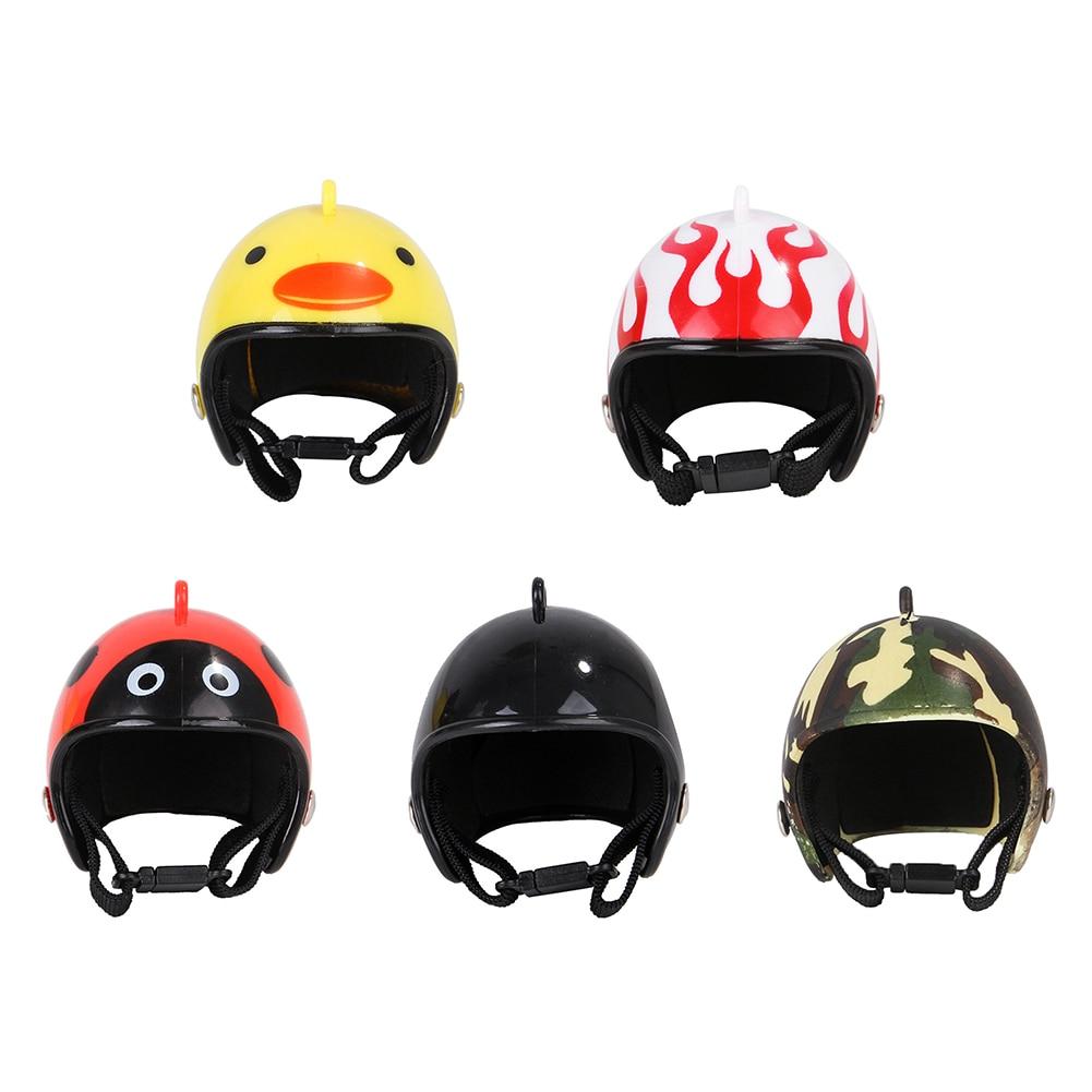Pet Helmets Toy Bird Useful Pets Handsome Biker Dog Hat Helmets Ridding Cap Puppy Motorcycle Protect