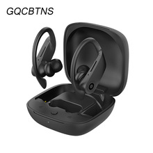 New b10 TWS Bluetooth Earphones Wireless headphones Stereo HIFI Sound headsets Handsfree Sport earbuds With Microphone For Phone цена 2017