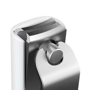 Image 5 - Tagliaunghie in acciaio inossidabile Xiaomi Mijia con tagliaunghie antispruzzo tagliaunghie tagliaunghie lima professionale