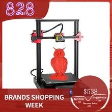 CREALITY CR 10S Pro imprimante 3D, nivellement automatique, Kit dassemblage autonome, écran tactile LCD grande taille, 300x300x400mm