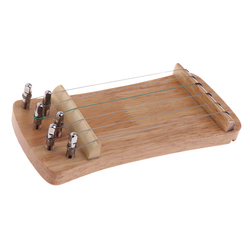 Portable Kayu Solid Guzheng Kekuatan Jari Berolahraga untuk Guzheng Pelatihan Pemain Alat Perangkat