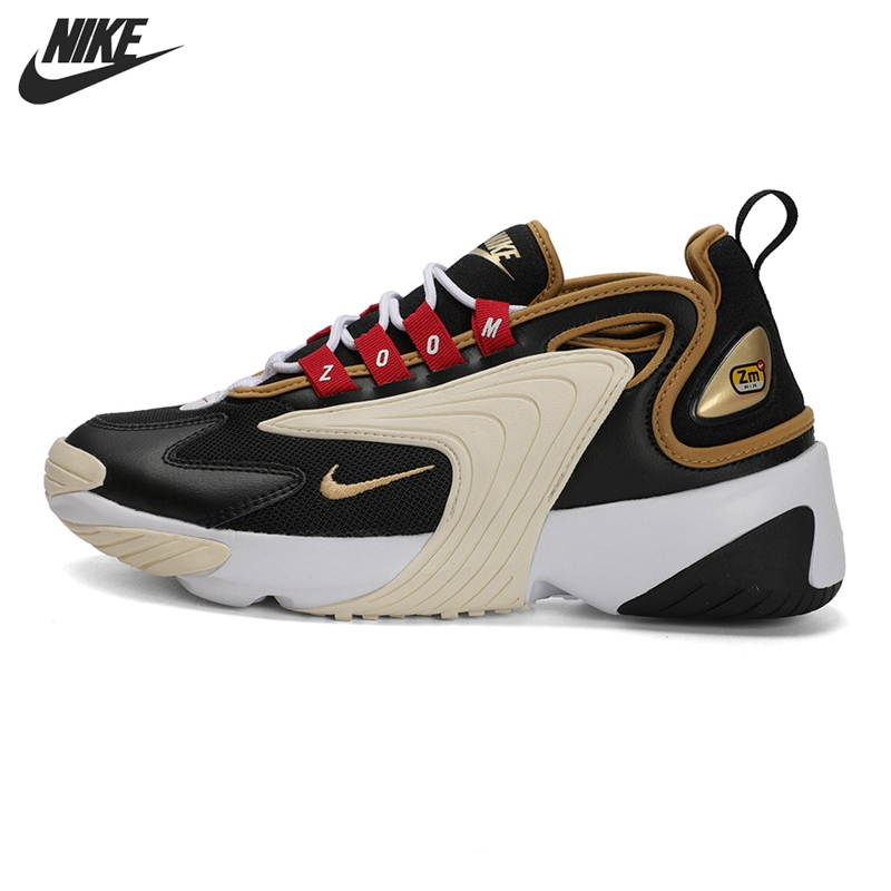 Nike-chaussures de course pour dames, zoom 2K pour femmes authentique, nouvelle collection
