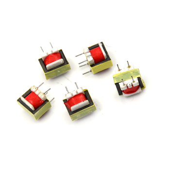 1 piezas Transformador De Audio EI14 Trafos 1300 8 Ohm Transformateur De Audio ohmios Transformador De transformación para KIT De bricolaje
