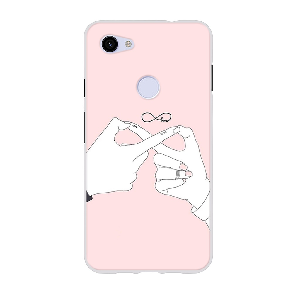 For Google Pixel 3A XL Case Soft TPU For Google Pixel 3A XL G020C G020G G020F Cover Scenery Pattern For Google Pixel 3A XL Shell