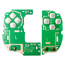 Left Right Button Circuit Board Replacement for PSV1000 PS Vita 1000 Controller Repair Kits