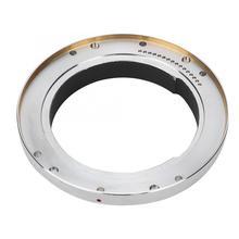 Anillo adaptador de lente de cámara LR PK para lente de montaje Leica R para Pentax PK anillo adaptador de lente de cámara