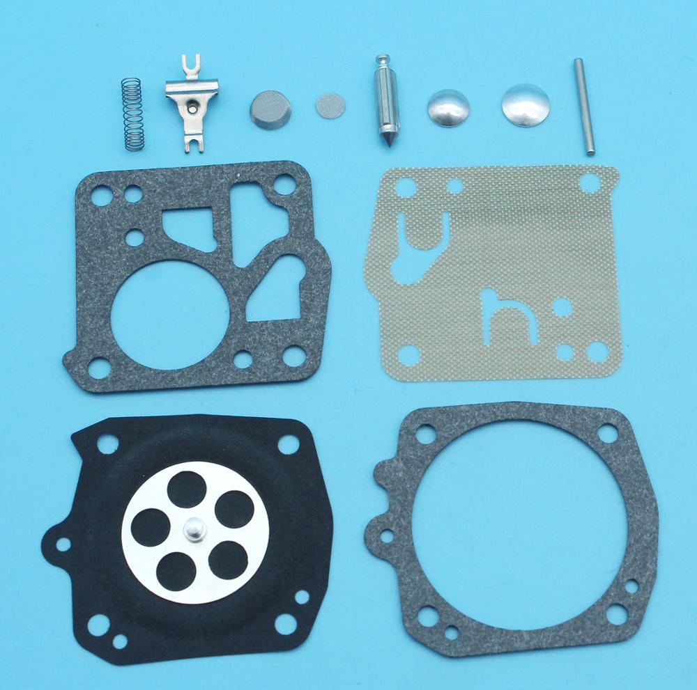 Carburetor Carb Repair Kit For Husqvarna 266 268 272 281 288 272XP 61 162 Chainsaw Tillotson RK-23HS