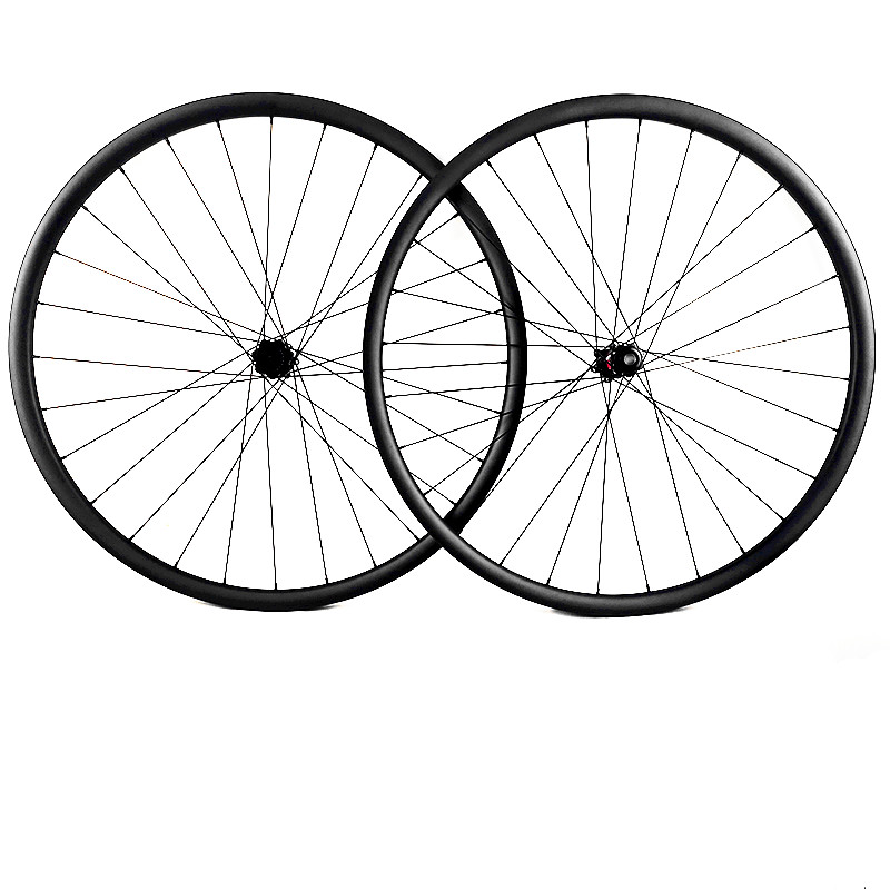 29er wheelset DT240S straight pull boost 110x15 148x12 12 speed carbon wheels 33.5x25mm tubeless asymmetry carbon wheels disc