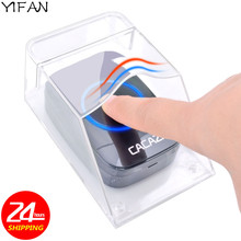 YIFAN Waterproof cover FOR Wireless Doorbell smart Door Bell ring chime button T
