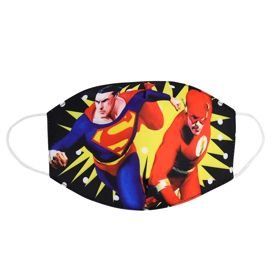 Cartoon Printed Children Printed Mask With Ice Silk Cotton Mask For Kids 5