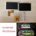 Улучшенная яркость цвета, ЖК-экран IPS для игровой консоли PSP 1000 для Sony PSP 1000 до IPS, комплект кабелей для подсветки ЖК-экрана