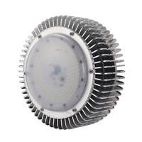 Heatsink Aluminum Base Radiator 100W High Power LED Fins Cooler UFO Round PCB Radiator Mining Lamp LED 220V