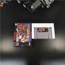 Đường Phố Game Fighter II Turbo Siêu Chiến Đấu Trò Chơi Hành Động Thẻ Phiên Bản Hoa Kỳ Có Hộp Bán Lẻ