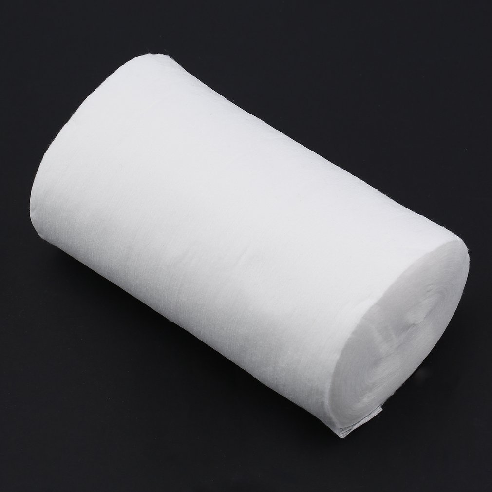 Baby Flushable Biodegradable Disposable Cloth Nappy Diaper Bamboo Liners 100 Sheets For 1 Roll 18cmx30cm Hot!