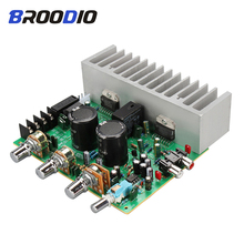 TDA7294 High Power Amplifier Board 2.0 Channel 2*100W Audio Amplifiers For Home Sound Speaker DIY Dual AC 20-26V