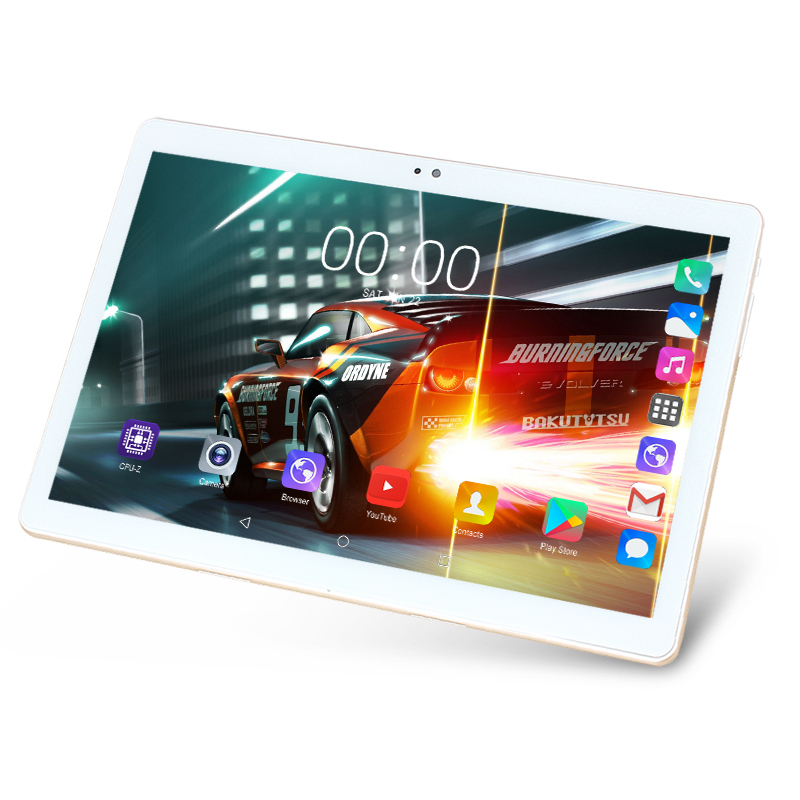 "4g LET tablet PC 10.1 inch android 9.0 smartphone Octa core 6GB ram 128GB Rom Dual cameras GPS WiFi cheapest gaming 10"" tablet"