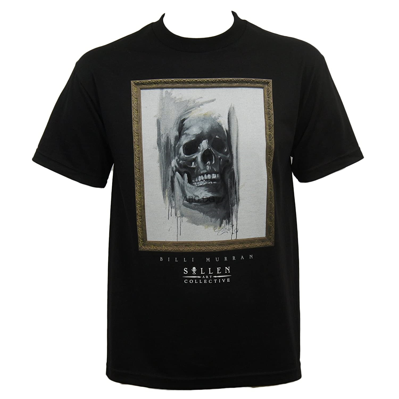 Мужская черная футболка Sullen Murran 5XL