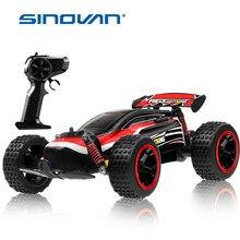 Carro de corrida de alta velocidade para crianças presentes 1:18 rc carro de controle remoto sinovan drift 15-20km/h rc carro de corrida