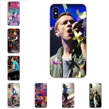 Chris Martin Coldplay Piano Viva La Live For Samsung Galaxy Note 5 8 9 S3 S4 S5 S6 S7 S8 S9 S10 5G mini Edge Plus Lite image