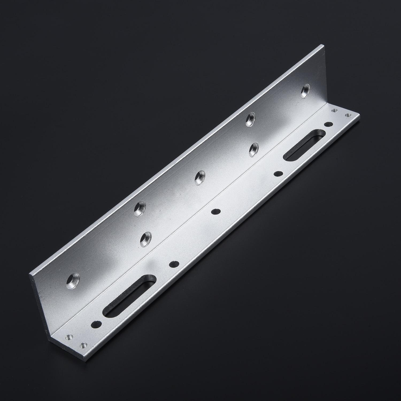 Z /& L Zl Soporte Soporte Para 180KG 350lbs cerradura magnética eléctrica fuerza hacia adentro puerta