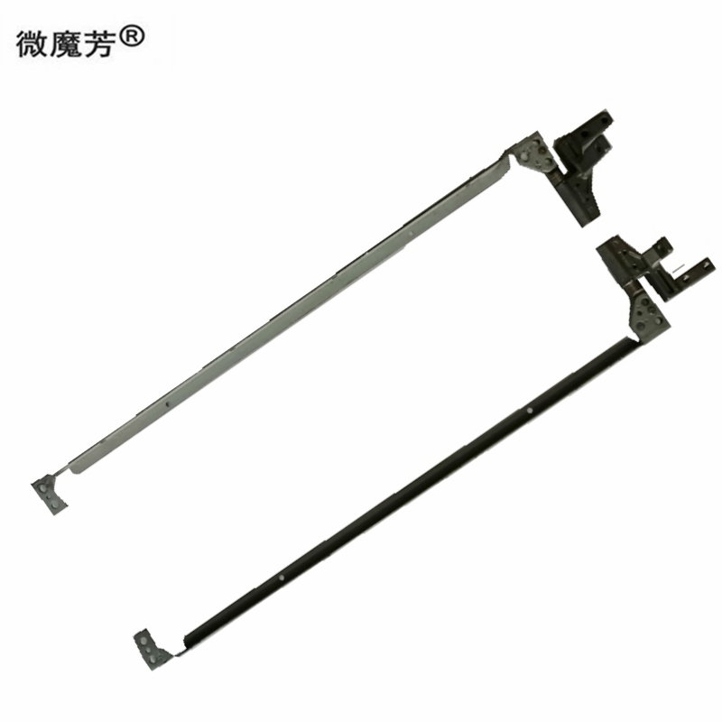 Laptops Replacements LCD Hinges Fit For <font><b>HP</b></font> <font><b>6510b</b></font> 6515b PN: 6053B0162101 6053B0162201 Notebook LCD L+R Set Hinges Replacement image
