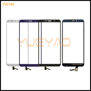 Y6 2018 Touch Screen For Huawei Y6 Prime 2018 Touch Screen Digitizer Sensor Outer Glass Lens Panel 5.7'' Replacement