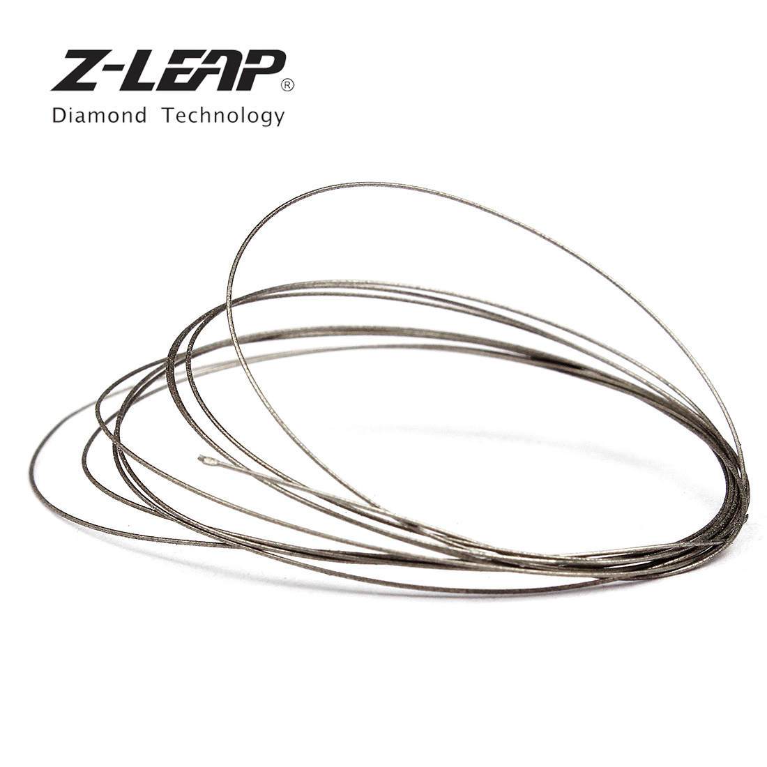 Z-LEAP 0.3/0.6 DIY Coping Saw Length 3m Diamond Wire Saw Wood Jewelry Stone Metal Electroplated Fret Saw Diamond Cutting Wire
