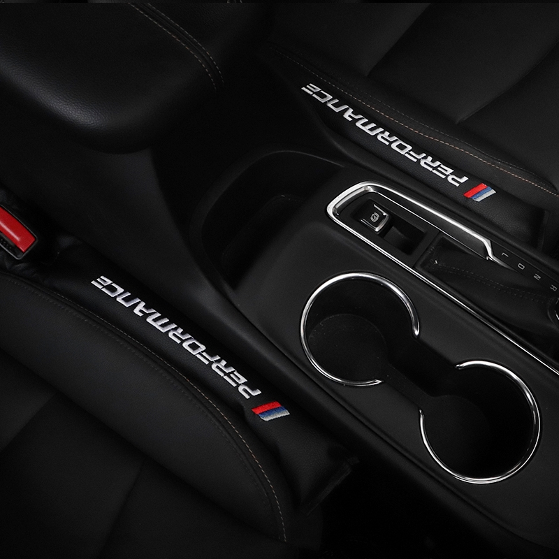 2PCS Seat Gap Filler Soft Pad Padding Spacer For Mercedes Benz A B C E CLA CLC CLS CLK Class W203 W204 W205 W212 W210 W220 AMG