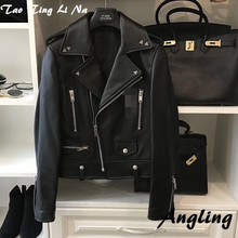 2019 New Fashion Genuine Sheep Leather Jacket G43