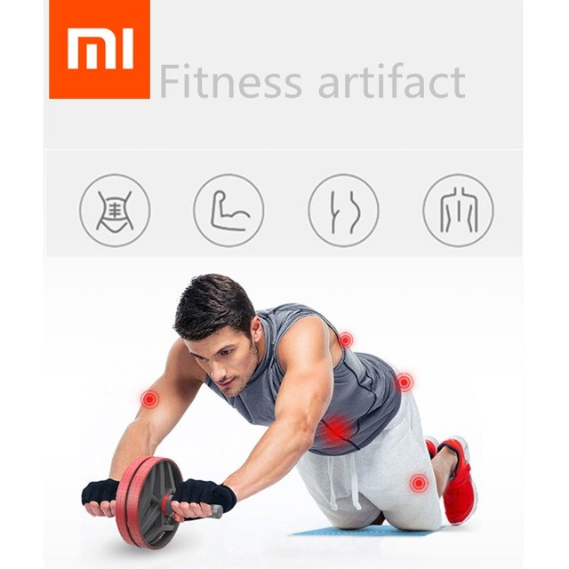 Xiaomi MIJIA Sports S class Training Round Weight Loss Slimming Machine Abdominal Muscle Expander Gym Workout Fat Shape Training
