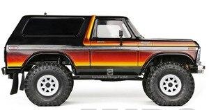 Image 5 - 4 шт. 1,9 дюйма металлическая Ступица колеса обод Beadlock для 1/10 Rc Гусеничный автомобиль Trx4 Bronco Rc4wd D90 D110 Axial Scx10 90046 Jimny Cfx Vs4
