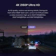 Ultra HD 4K Dash Camera