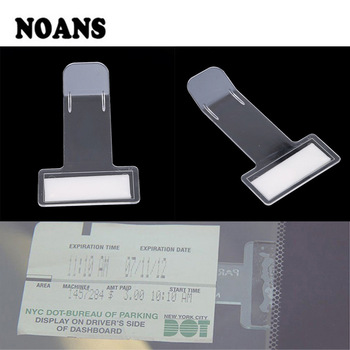 Car Ticket Folder Stickers for BMW E46 E90 E60 E39 E36 F30 F10 F20 X5 E70 E53 E30 M E87 G30 E92 E91X6 E71 image