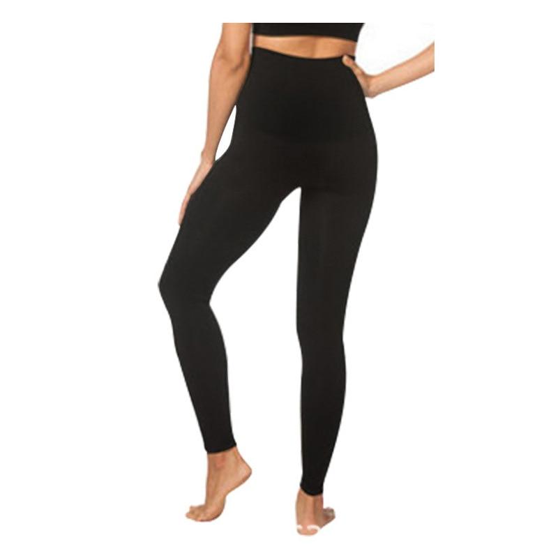 SH-005 Body shaping pants, high waist, cropped pants, abdomen seamless body pants
