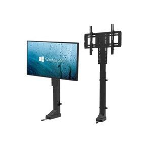 """Image 5 - TV LIFT Höhe Einstellbar TV Montieren Elektrische hebe unterstützung für TV Anwendbar zu 32 """"~ 70"""" zoll motorisierte Vertikale Stand Lift"""