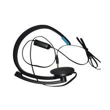 Qijiagu 10 шт проводные наушники с накладными ушами игровая