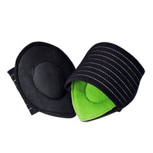 1 Pair Foot Arch Pads Elastic Band Plantar Fasciitis Insole
