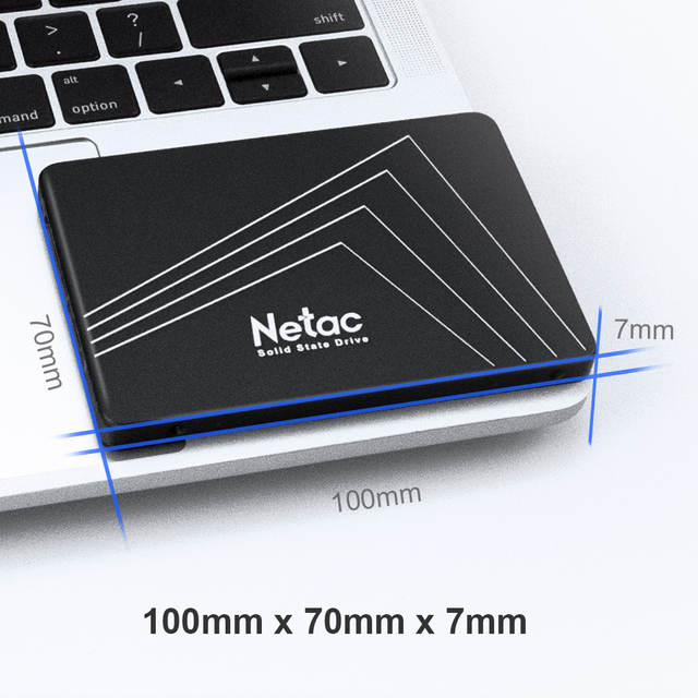 Netac ssd 1tb 2.5'' SSD SATA 120gb 240gb 480gb ssd 500gb 250gb 128gb 256gb 512gb Internal Solid State Hard Disk Drive for Laptop 5