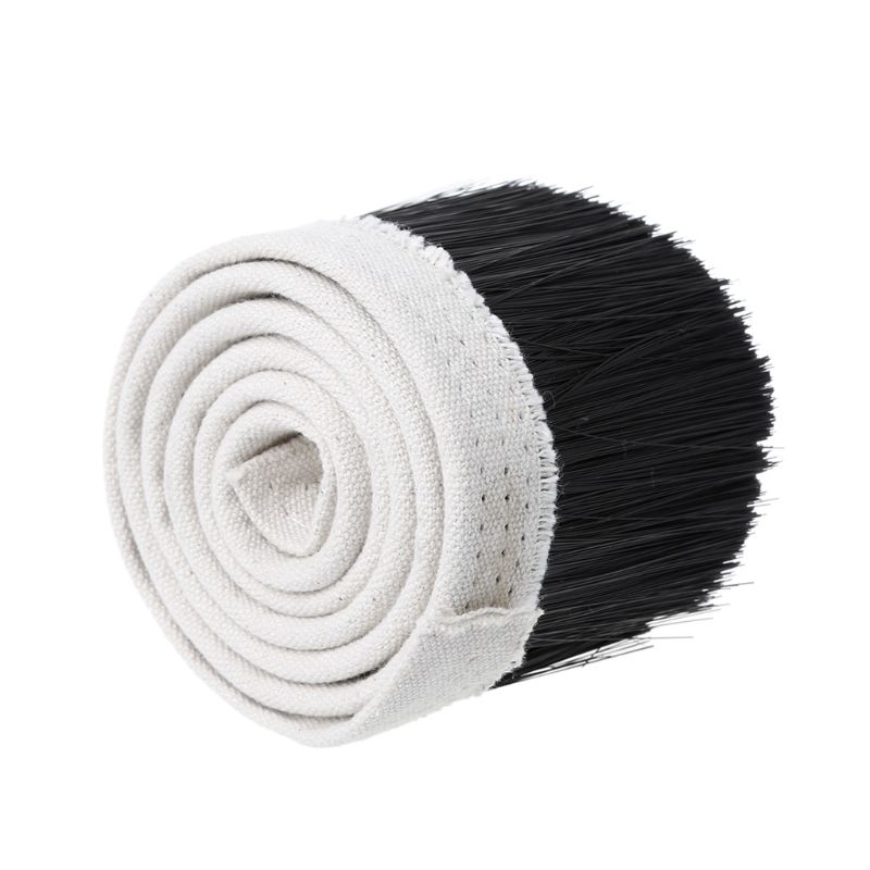 70mm Nylon Brush Vacuum Cleaner Engraving Milling Machine Dust Cover For CNC Router